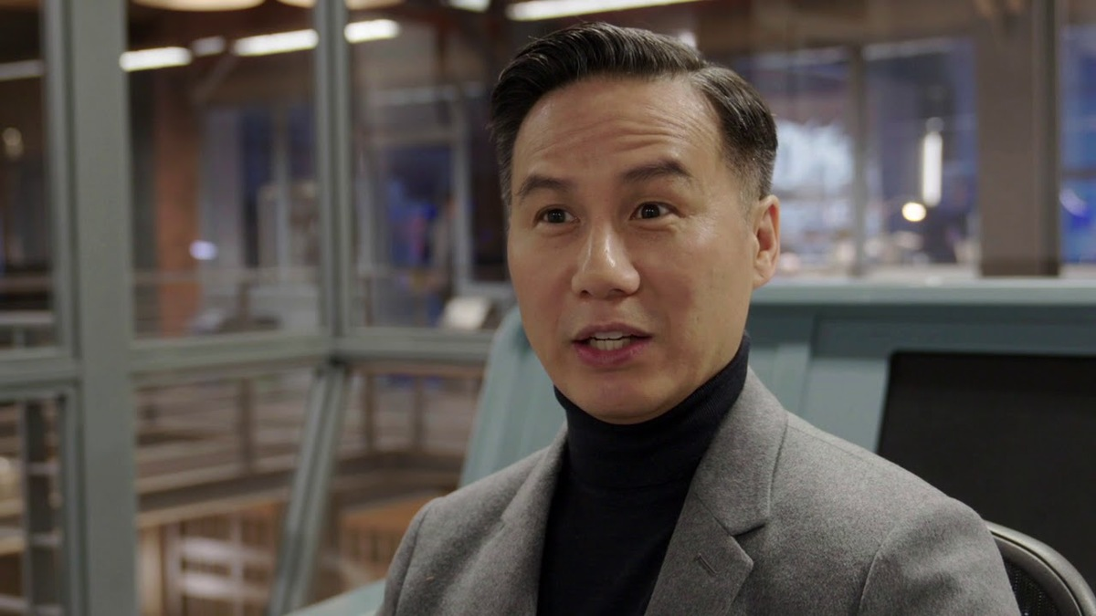 bd wong was brought back from jurassic park for jurassic world