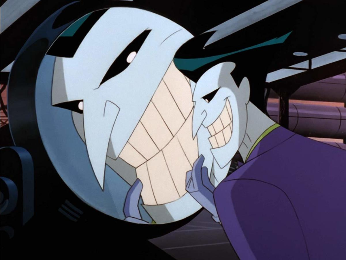 the joker from the new batman adventures