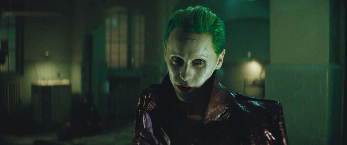 the joker from the suicide squad