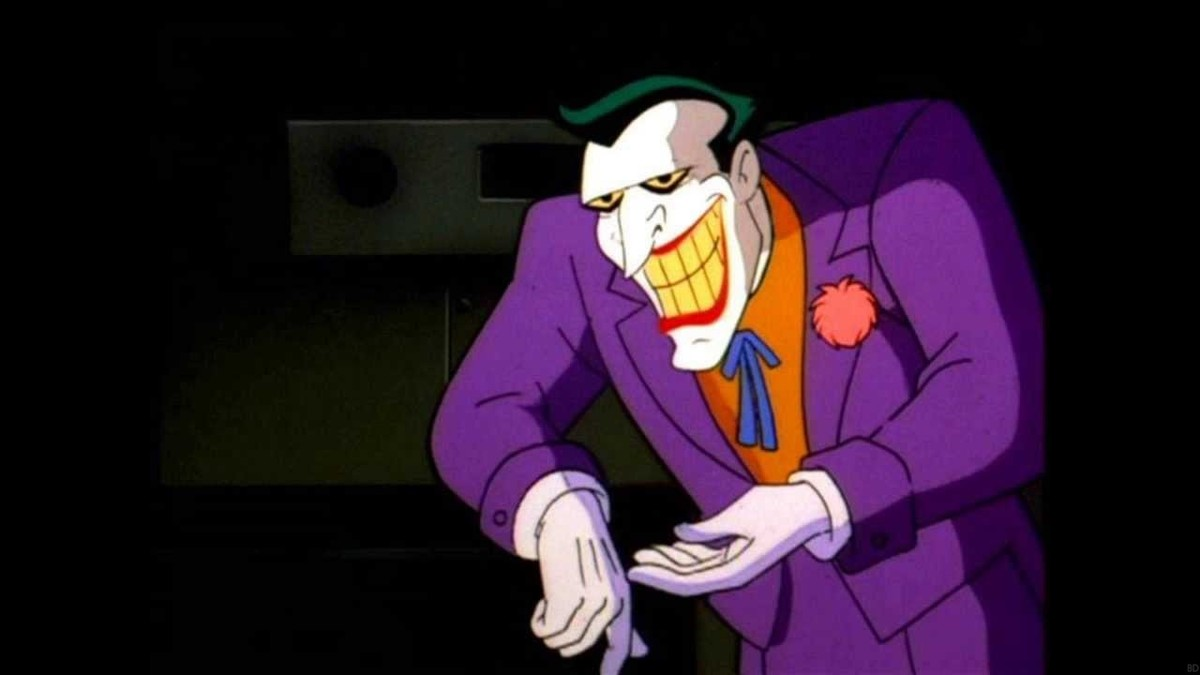 the joker from batman the animated series