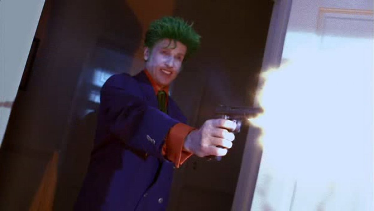 the joker from birds of prey tv show