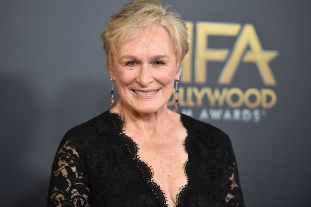Glenn Close Based Her Character On A NYPD Commanding Officer