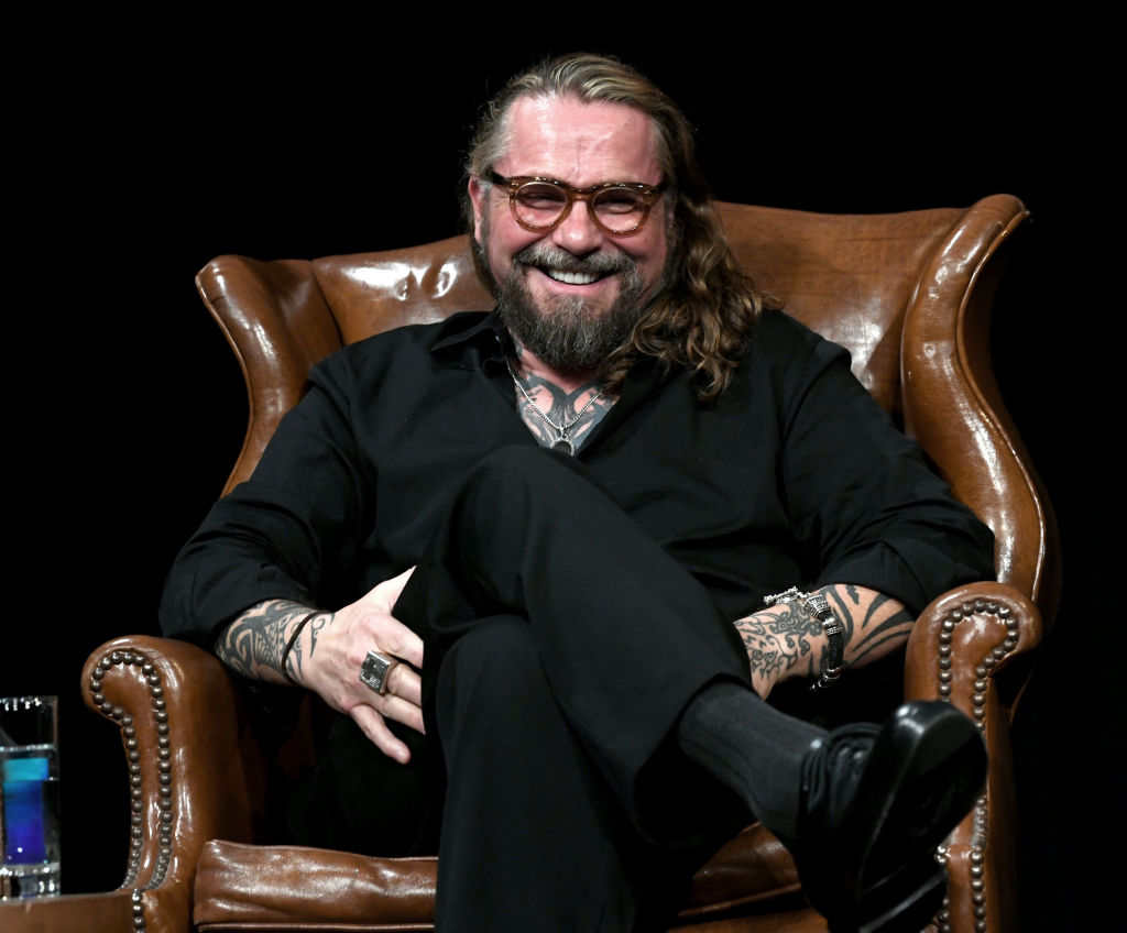 Kurt Sutter Never Intended To Be A Writer