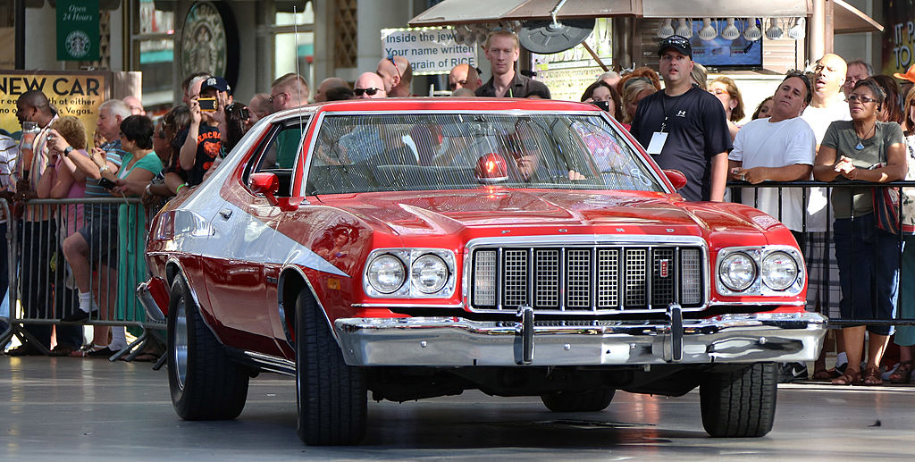 Ford Grand Torino Popularity Shot Through The Roof