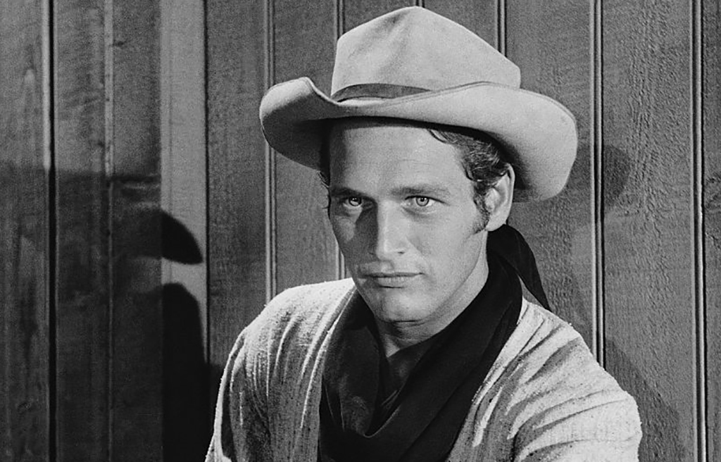 Newman in Left Handed Gun