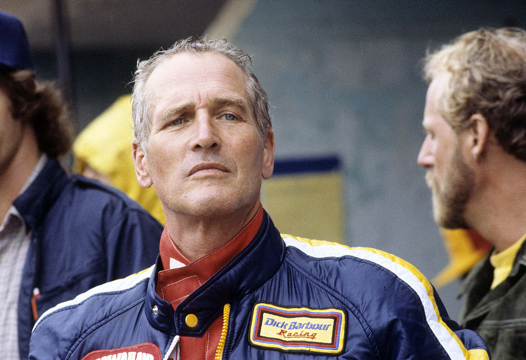 Newman at the 24hr Grand Prix