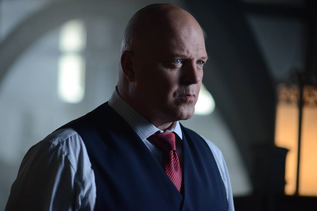 Chiklis Left The Barn For Gotham