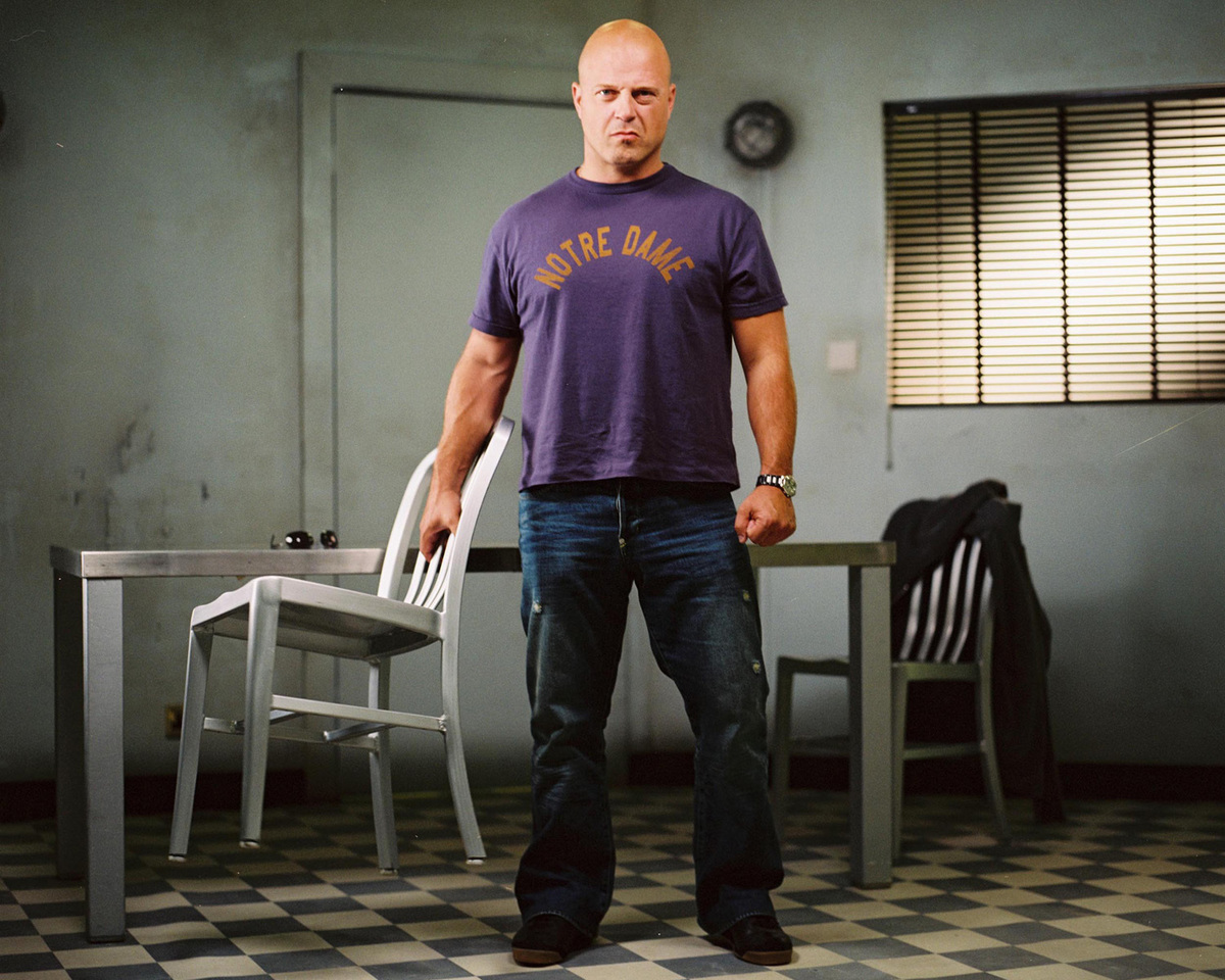 The Executives Weren't Sold On Michael Chiklis