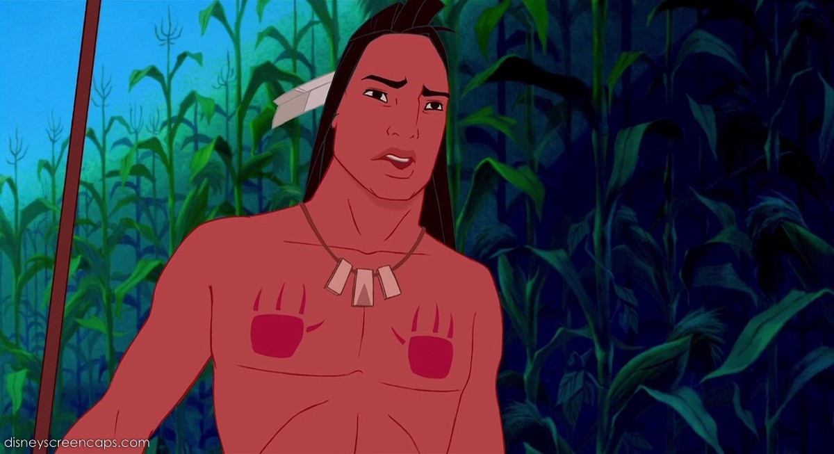 Kocoum From Pocahontas Didn't Like To Share