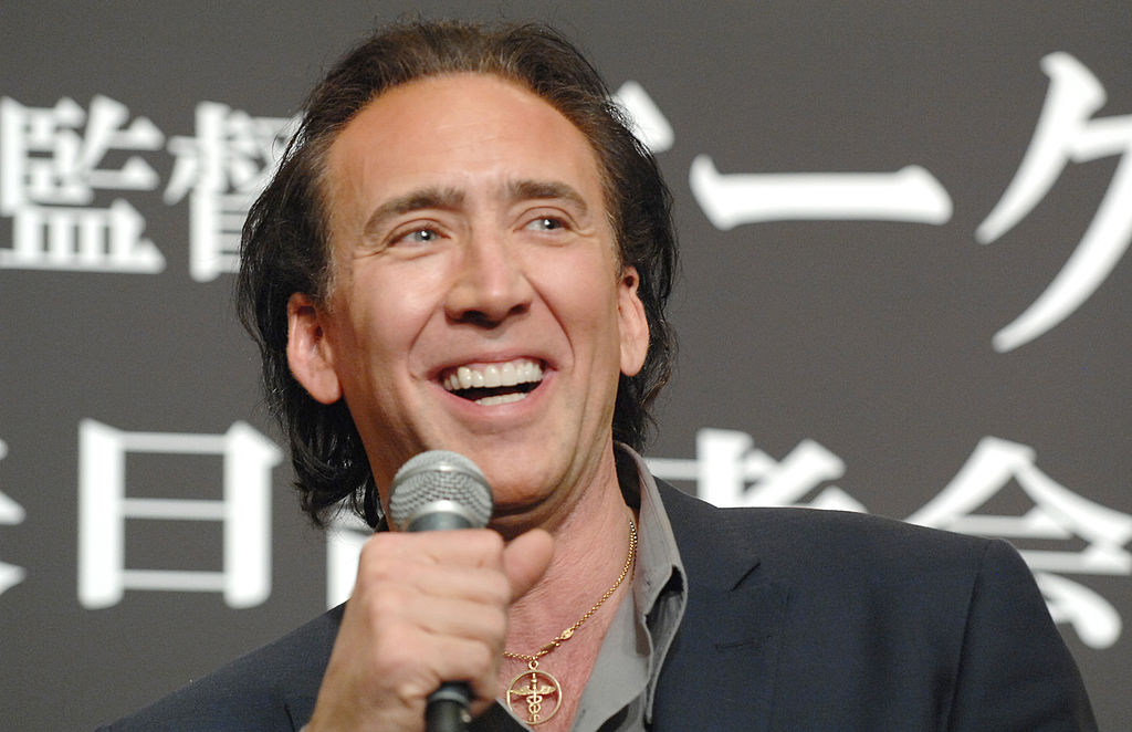 cage nick