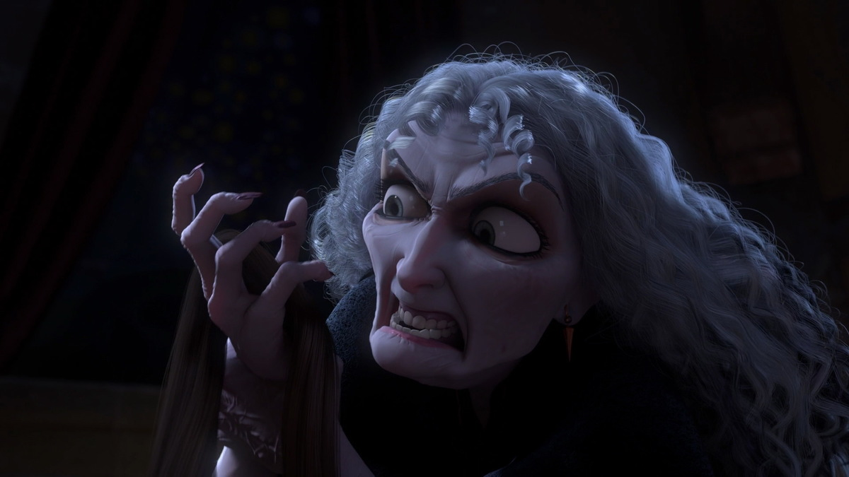 Mother Gothel Died Becuase She Wanted To Stay Young