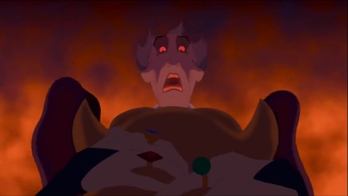 Claude Frollo Was A Monster Of His Own Creation