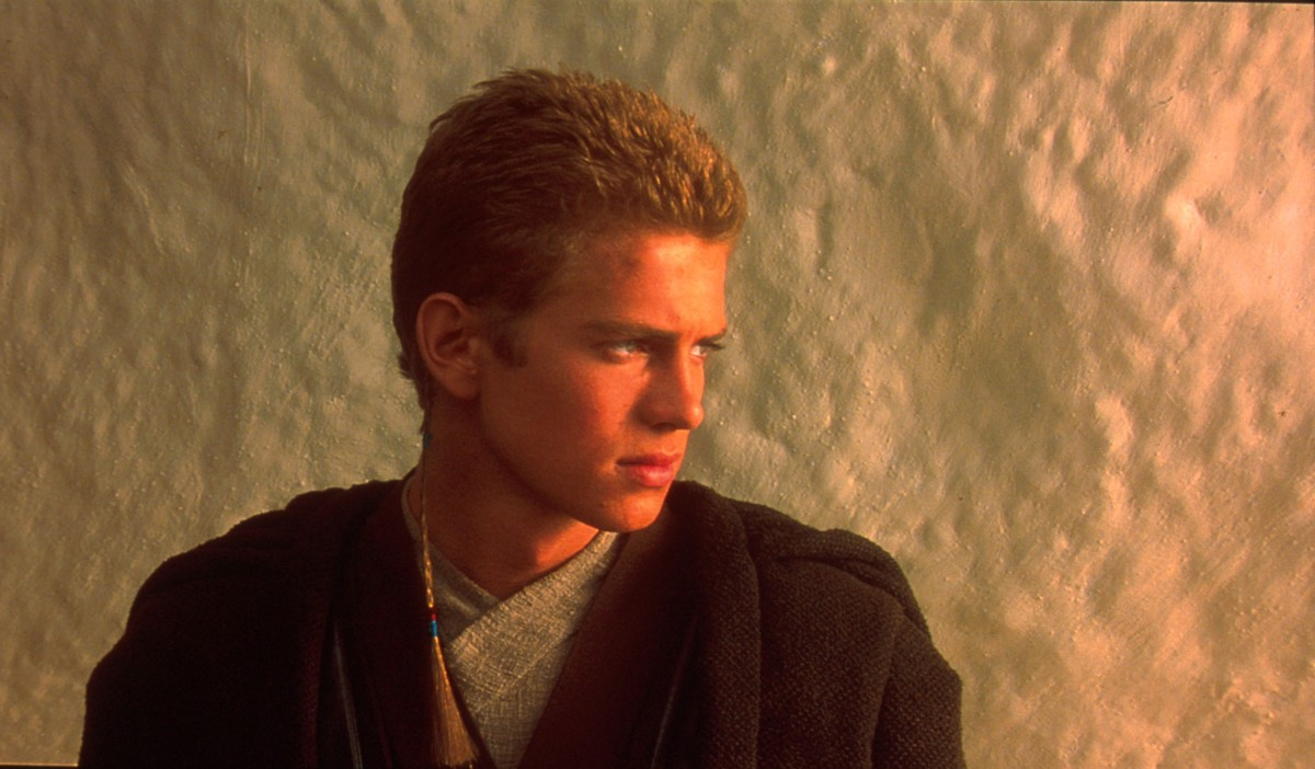 Anakin Skywalker Went From The Chosen One To Emo