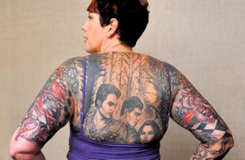 My Tattoo Addiction