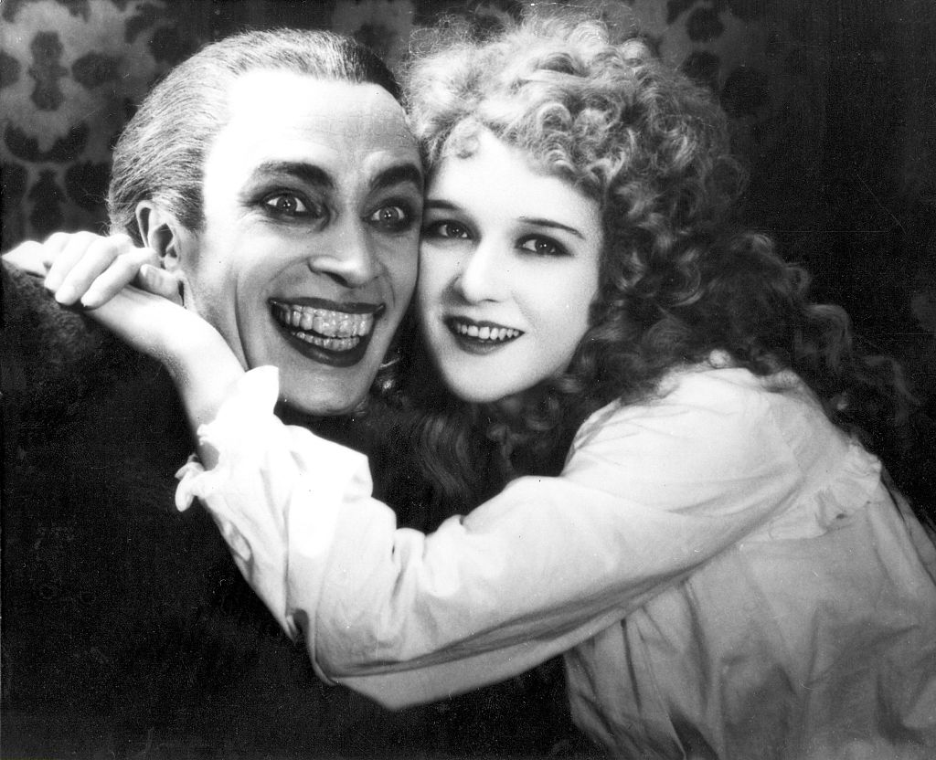 The Original Joker Was Inspired By 'The Man Who Laughs'