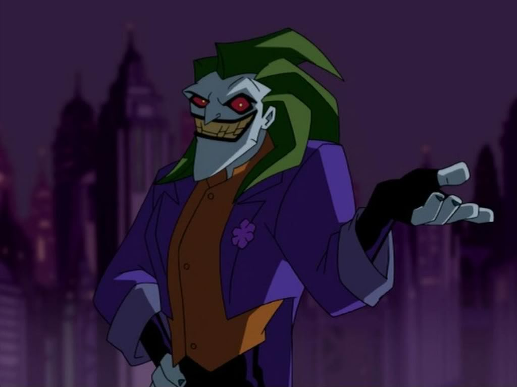 2004: The Year Of Joker Dreadlocks
