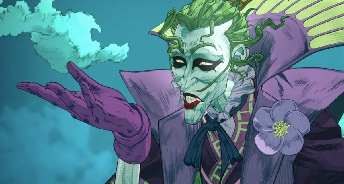 Tony Hale Takes Over Voicing The Joker