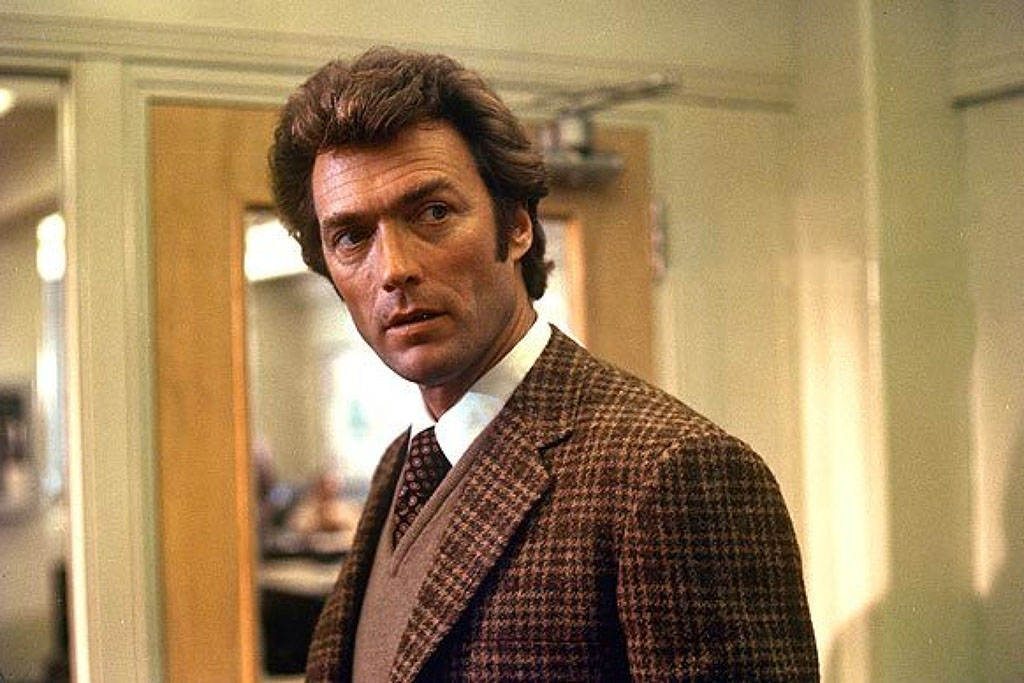 Eastwood in Dirty Harry