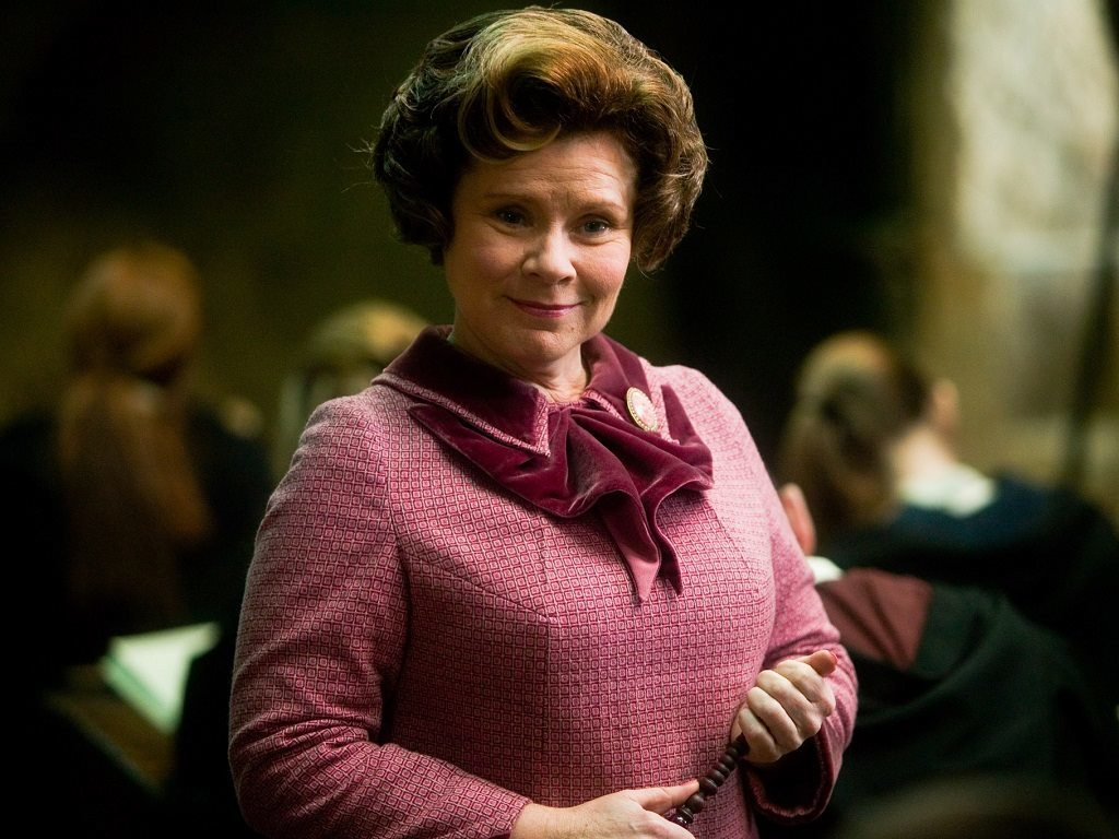 We Have Yet To Meet Someone Who Didn't Find Umbridge To Be Annoying