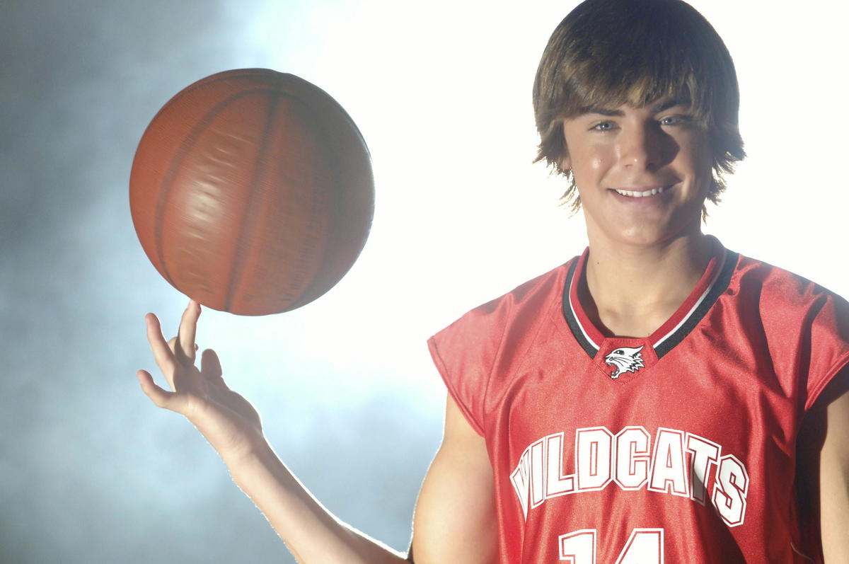 Troy Bolton, The Epitome Of Teenage Drama