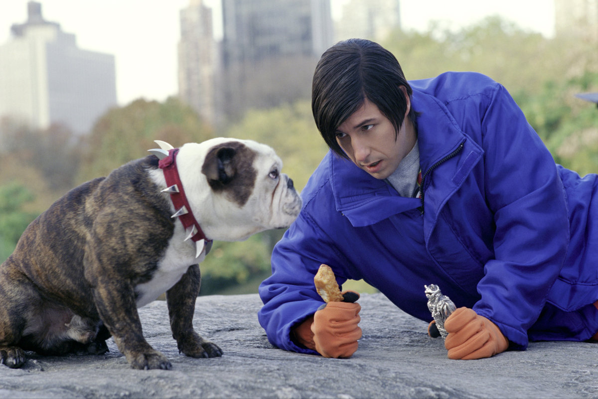 Little Nicky Has A Special Place In Hell (Oh, Wait, That's Literally His Home)