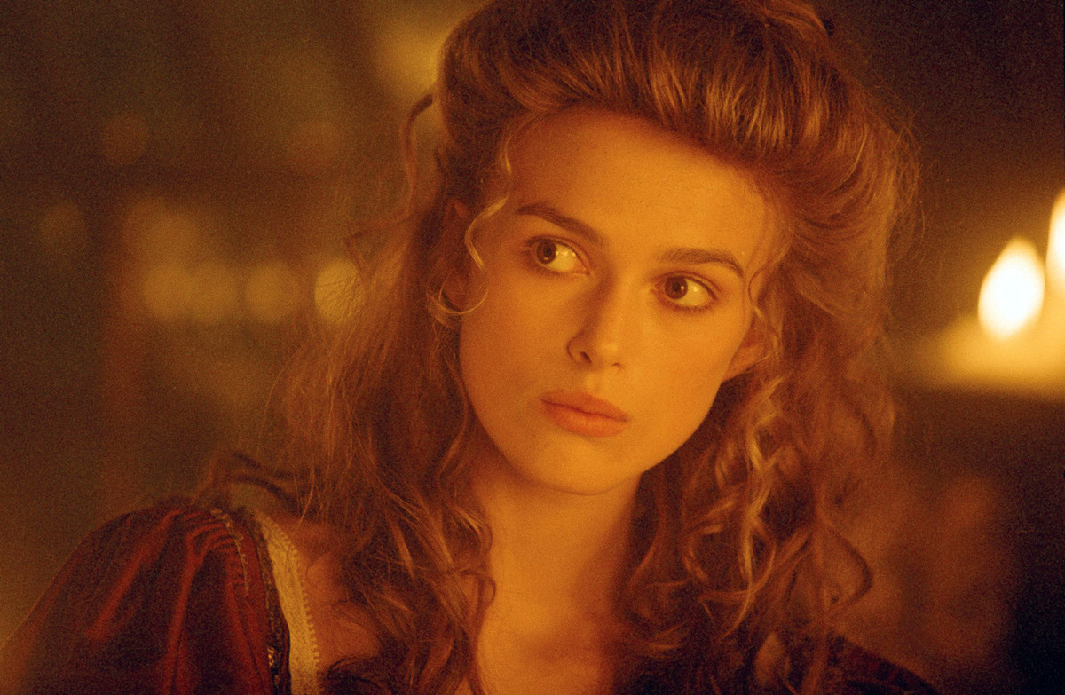 Elizabeth Swann Couldn't Pick A Personality In The Pirates Of The Caribbean