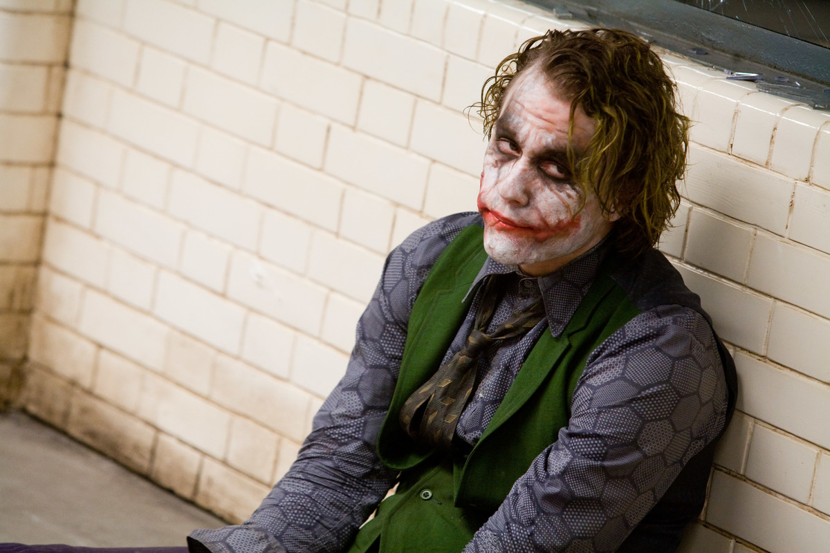 2008 Was The Year Of Heath Ledger