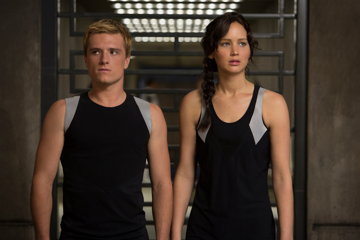 Peeta Is An Annoying Liability In The Hunger Games: Catching Fire