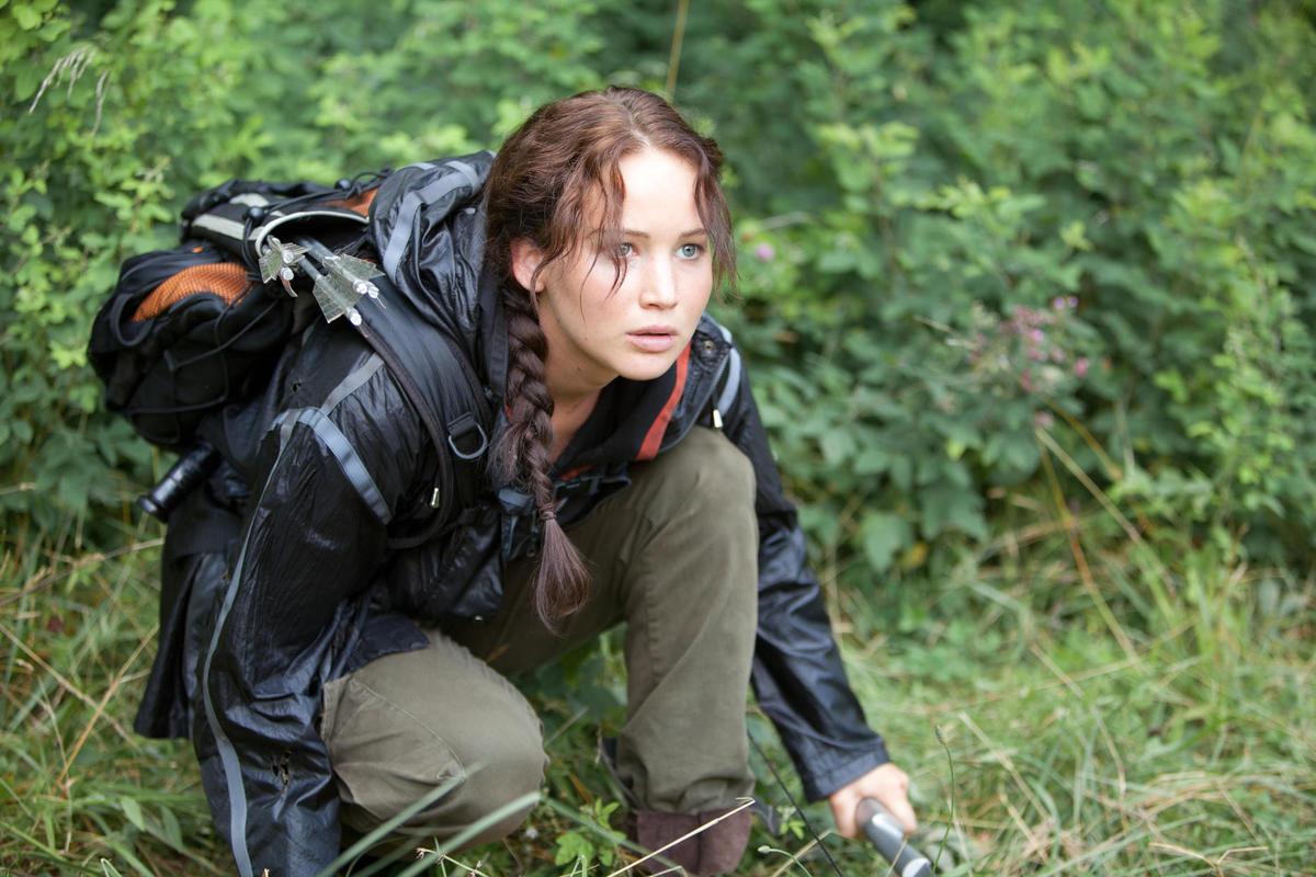 Katniss Everdeen Was Just Another Annoying Teenager
