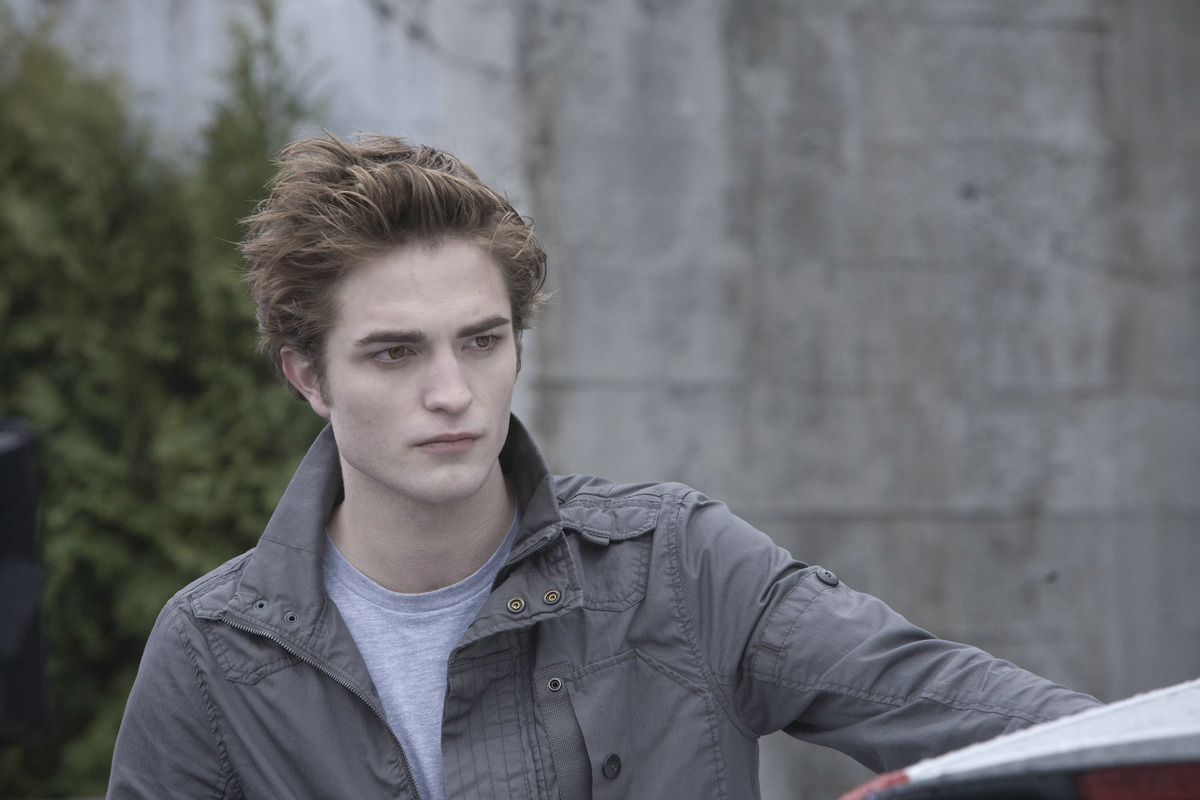 Edward Cullen, The Sparkly Vamp From TheTwilight Saga