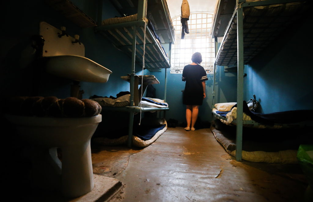 Kresty Prison, St. Pertersburg, Russia