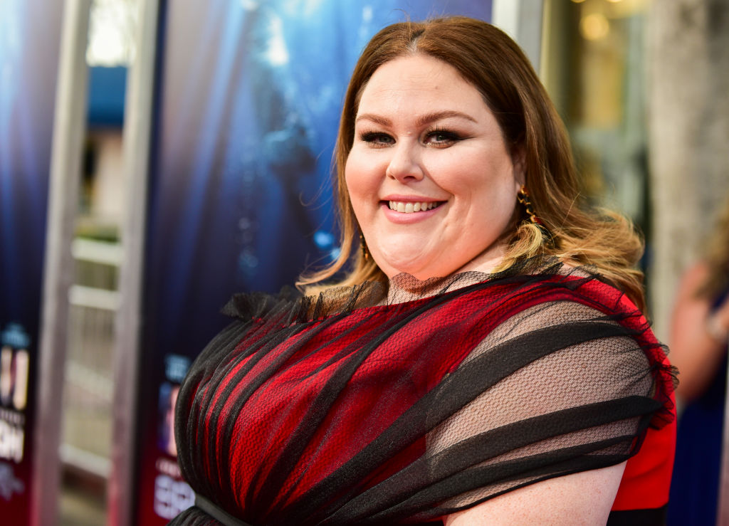 Chrissy Metz Had Eighty-One Cents In Her Bank Account