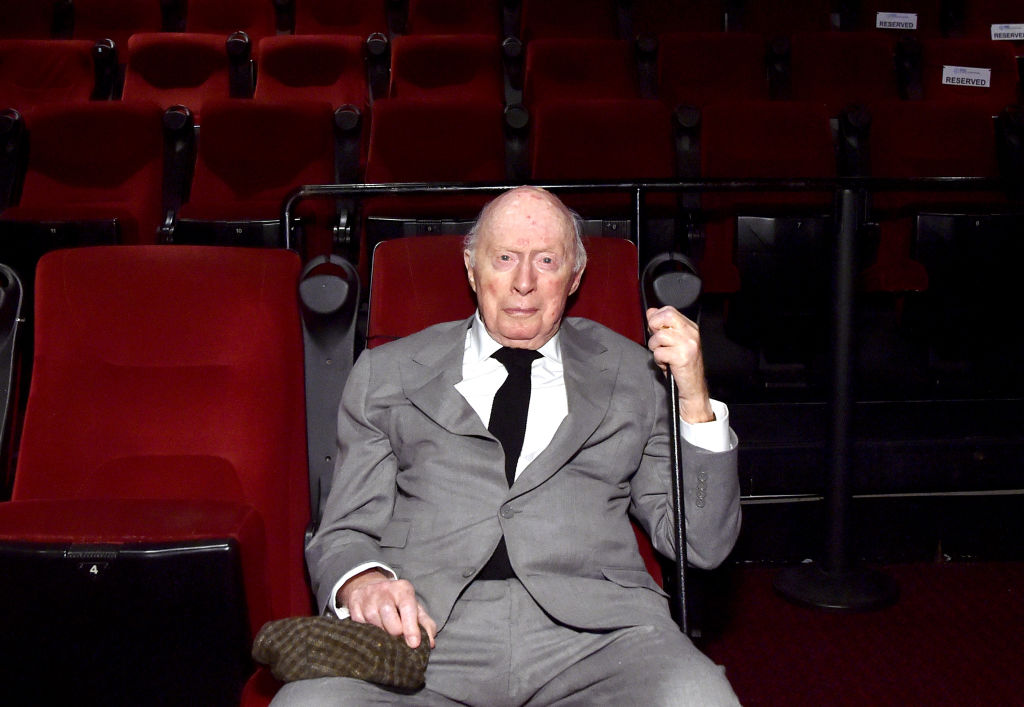 Norman Lloyd: 105