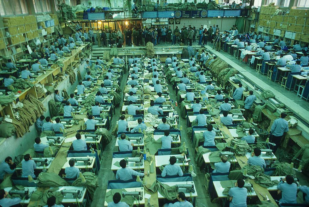 Evin Prison, Tehran, Iran