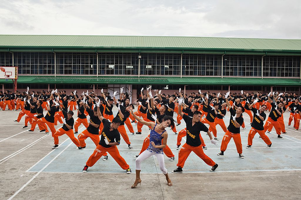 Cebu Provincial Detention And Rehabilitation Center, Cebu, Cebu Province, Philippines