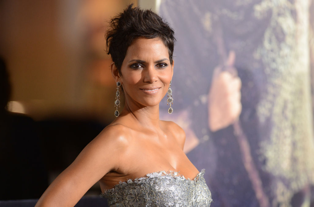Halle Berry Lived In An NYC Homeless Shelter