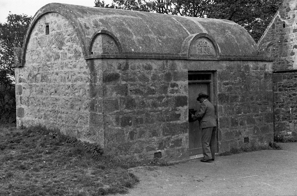 Sark Prison, Guernsey, Island of Sark