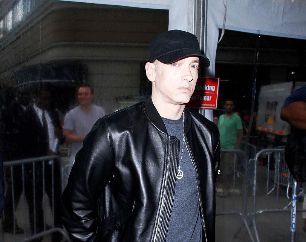 Eminem Grew Up With Nothing
