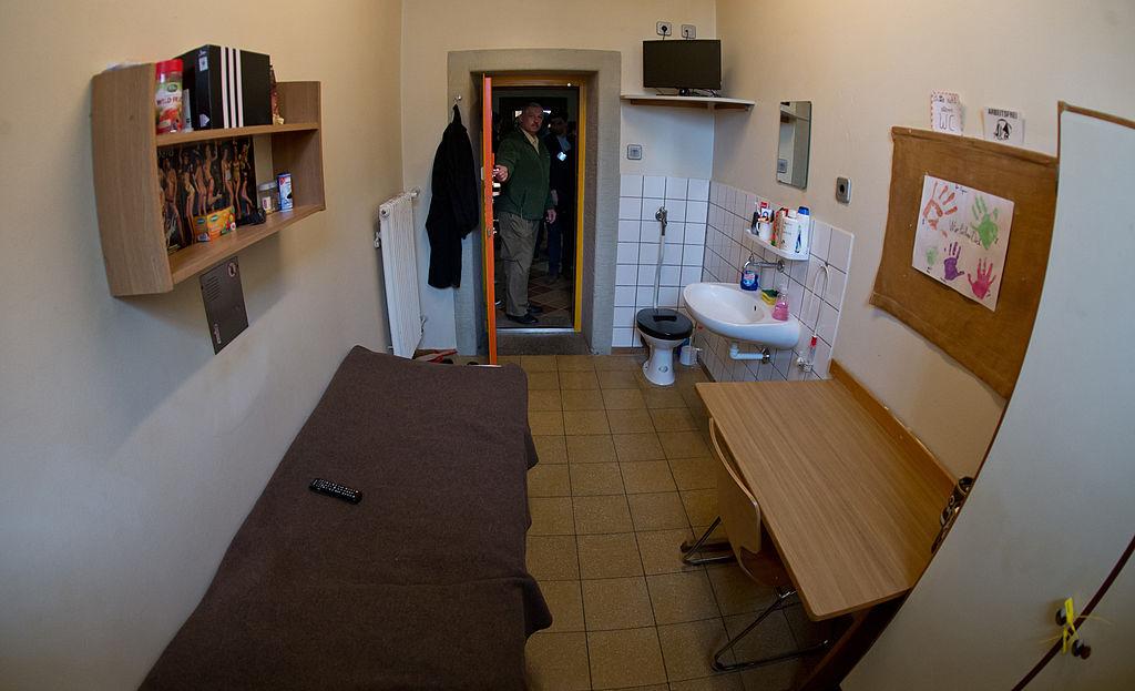 Landsberg Prison, Landsberg Am Lech, Germany