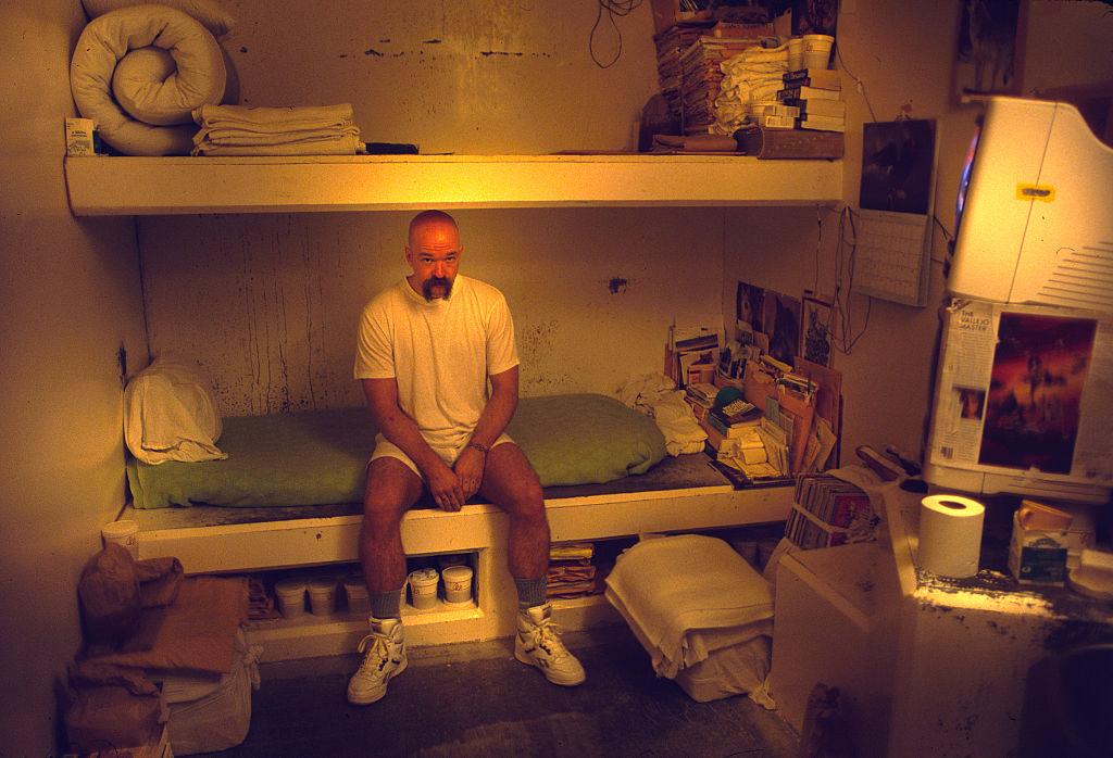 Pelican Bay State Prison, Crescent City, California