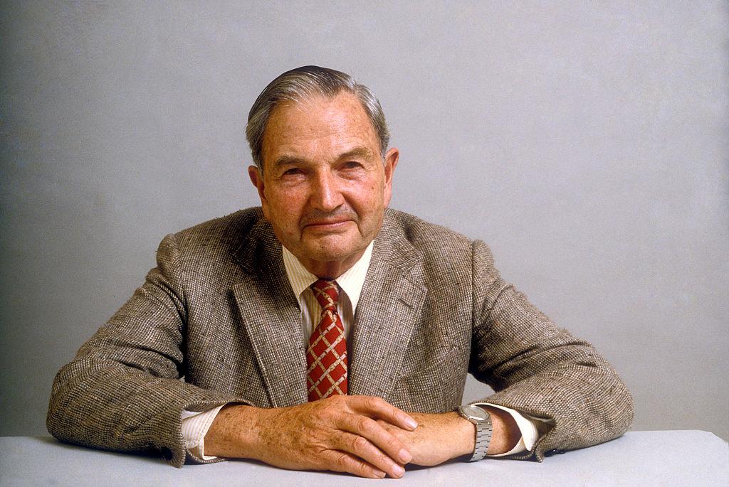 David Rockefeller: 101