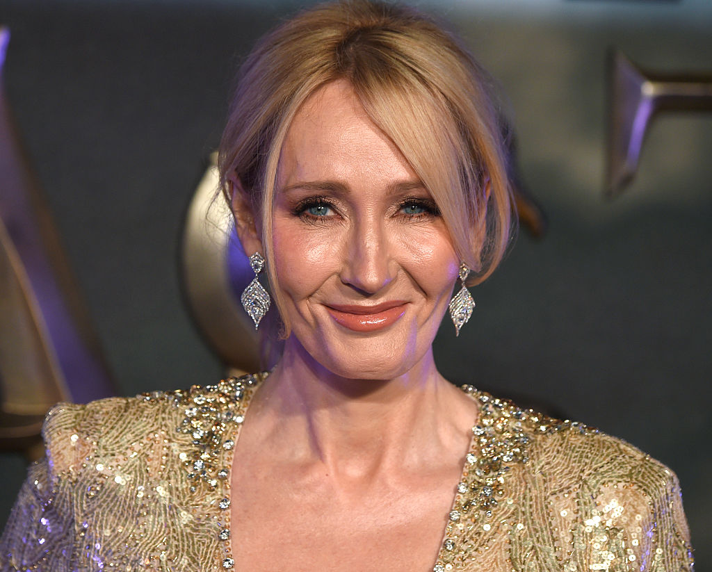 JK Rowling Was Living Off Government Aid