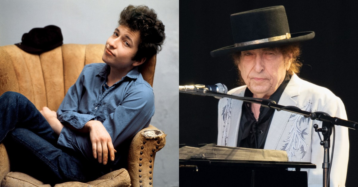 bob dylan then vs now
