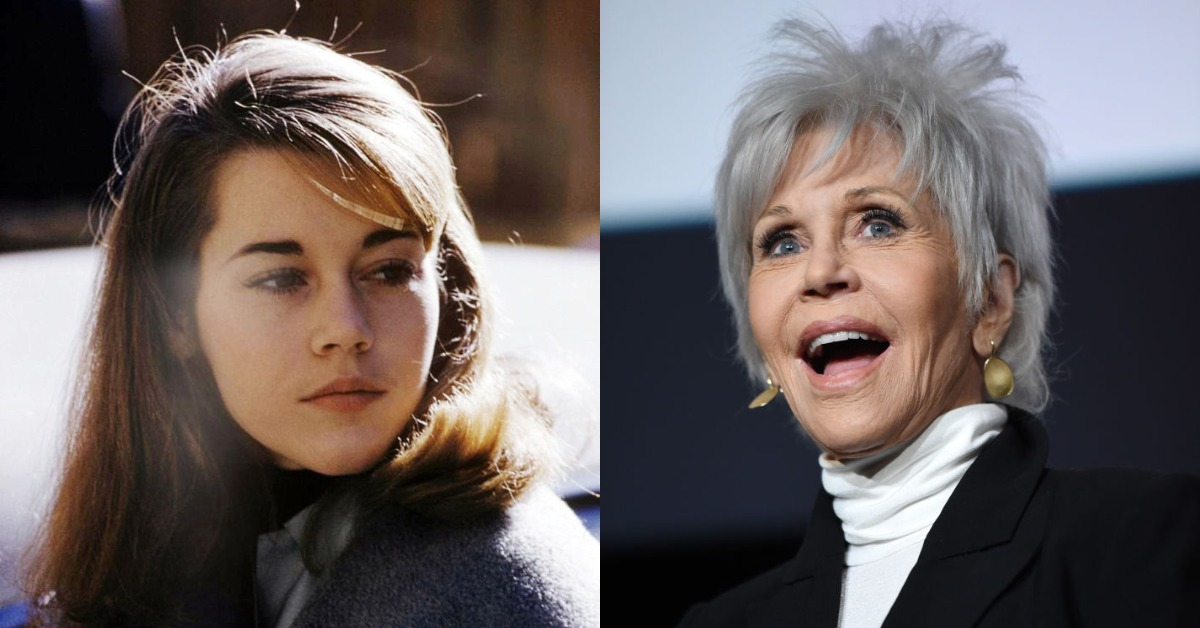 jane fonda then vs now