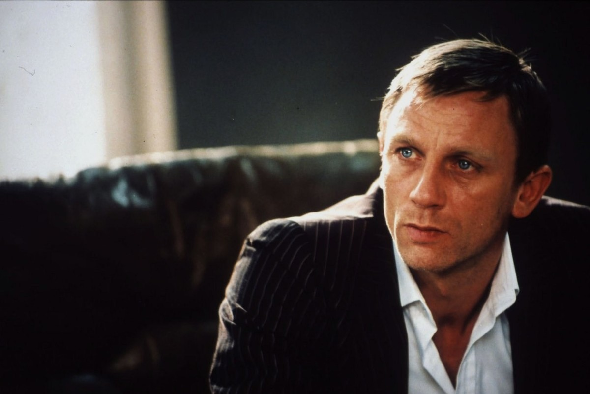 Daniel Craig appears in the movie Layer Cake.