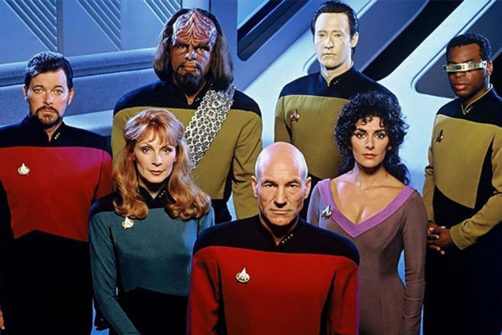 Cast of Star Trek