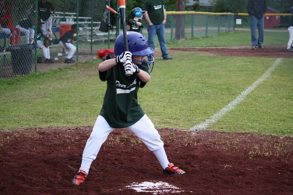baseball- swing