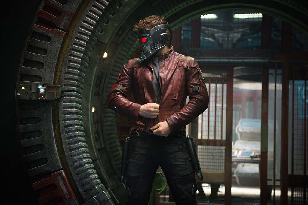 Chris Pratt as Star-Lord