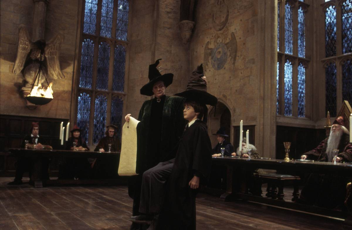 No First Years Know About The Sorting Hat