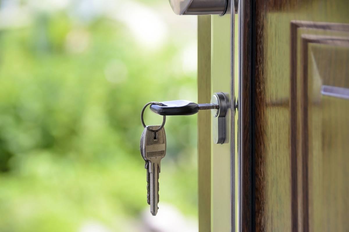 keys to a house